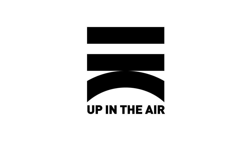 UP IN THE AIR LOGO
